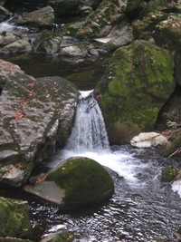 Foto waterval