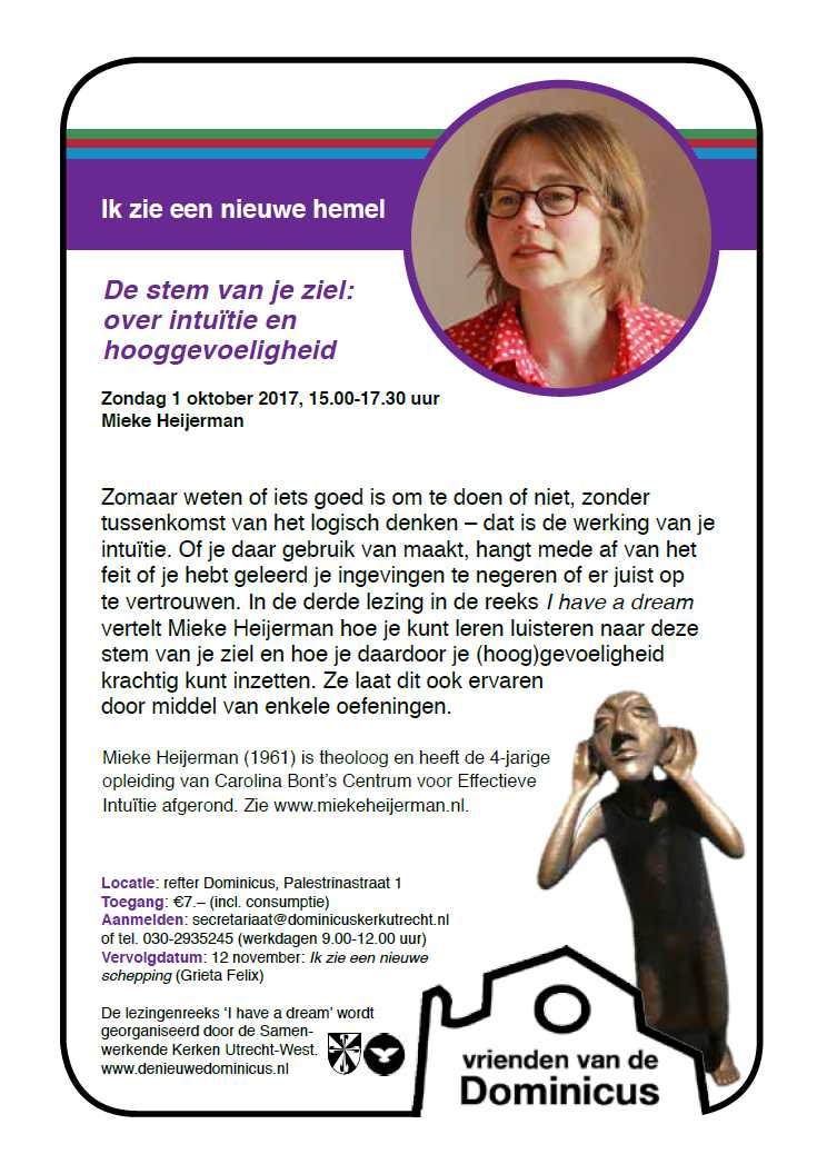 Lyer lezing Mieke Heijerman
